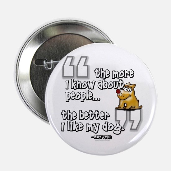 "My Dog... 2.25"" Button"