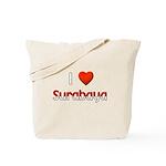 I Love Surabaya Tote Bag