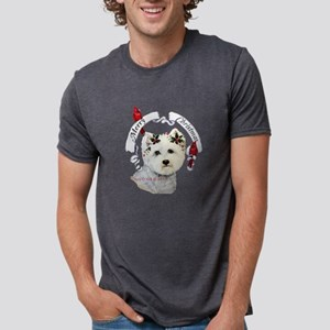 A Very Westie Christmas T-Shirt