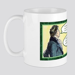 Jane Austen Hunsford Proposal Mug