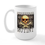 STREETROD MUTINY Large Mug