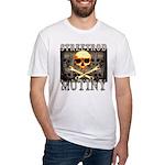 STREETROD MUTINY Fitted T-Shirt