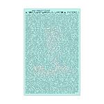 1000 Bad Predictions I Mini Poster Print