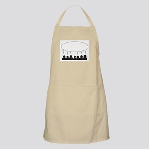What Do The People Say Light Apron