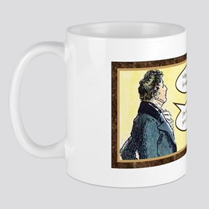 Jane Austen Pride and Prejudice Mug