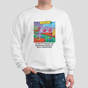 Dancing Sugarplums Sweatshirt