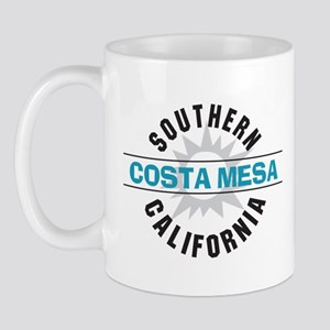 Costa Mesa California Mug