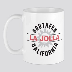 La Jolla Califronia Mug