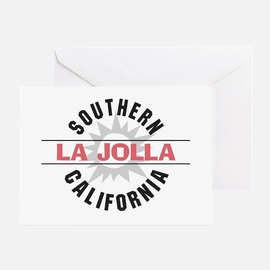 La Jolla Califronia Greeting Card
