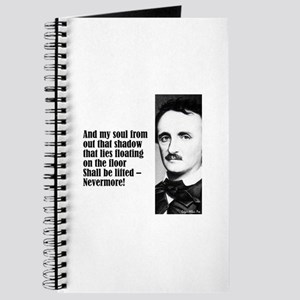 """Poe """"And My Soul"""" Journal"""