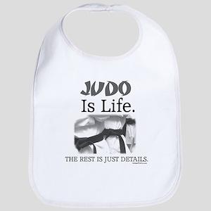 JUDO Is Life. Bib