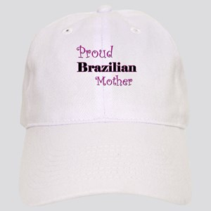 Proud Brazilian Mother Cap