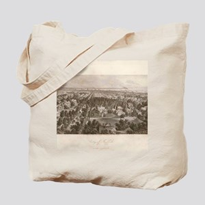 City of BUffalo Tote Bag