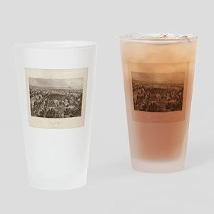 City of BUffalo Drinking Glass
