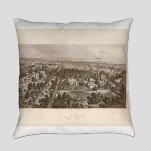 City of BUffalo Everyday Pillow