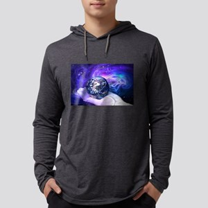 Birth of a Planet Long Sleeve T-Shirt