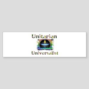 Unitarian Universalist 18 Merchandi Bumper Sticker