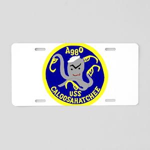 USS Caloosahatchee (AO 98)-1 Aluminum License