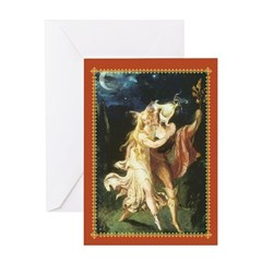 Fairy Lovers - Valentine Card