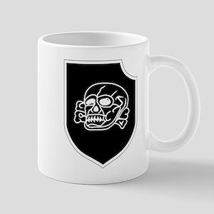 3rd SS Division Totenkopf Mugs