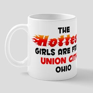 Hot Girls: Union City, OH Mug