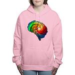 Neurodiversity Rainbow Brain Sweatshirt