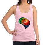 Neurodiversity Rainbow Brain Tank Top