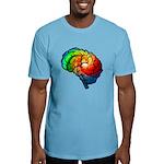 Neurodiversity Rainbow Brain T-Shirt