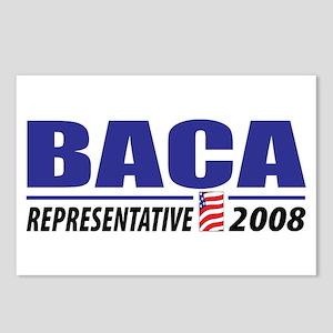 Baca 2008 Postcards (Package of 8)
