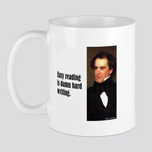 "Hawthorne ""Easy Reading"" Mug"