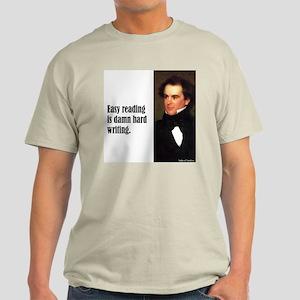 """Hawthorne """"Easy Reading"""" Light T-Shirt"""
