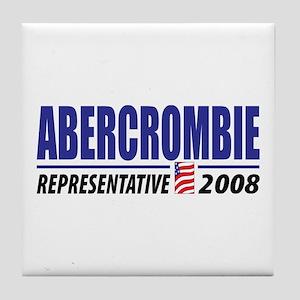 Abercrombie 2008 Tile Coaster