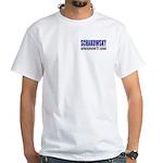 Schakowsky 2008 White T-Shirt