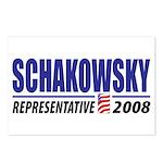 Schakowsky 2008 Postcards (Package of 8)