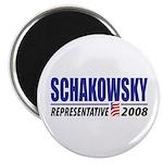 Schakowsky 2008 Magnet