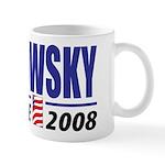 Schakowsky 2008 Mug