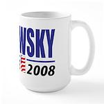 Schakowsky 2008 Large Mug