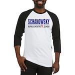 Schakowsky 2008 Baseball Jersey