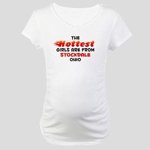 Hot Girls: Stockdale, OH Maternity T-Shirt