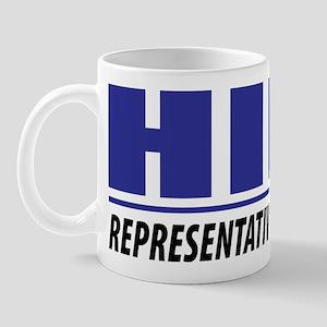 Hill 2008 Mug