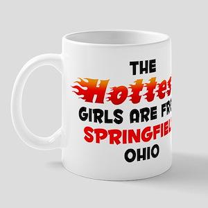Hot Girls: Springfield, OH Mug