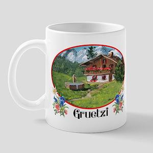 Swiss Gruetzi Mug