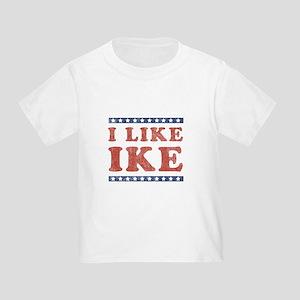 I Like Ike Toddler T-Shirt