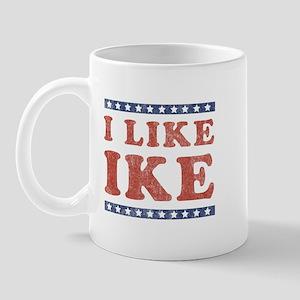 I Like Ike Mug