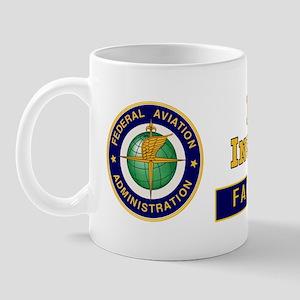 FAA Certified Flight Instructor Mug