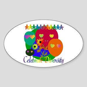 diversity01 Sticker