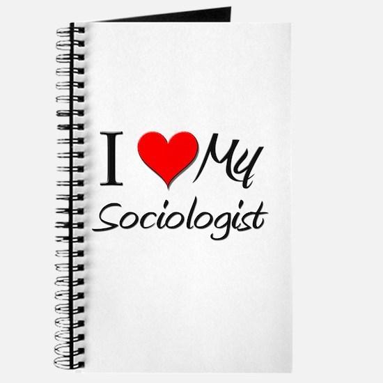 I Heart My Sociologist Journal