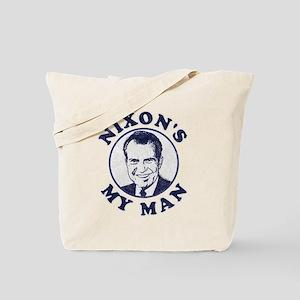 Nixon's My Man T-Shirt Tote Bag