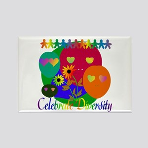 Celebrate Diversity Magnets