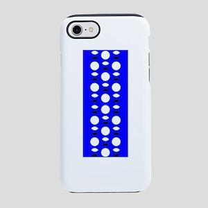 Cobalt Blue Perception 4Oliv iPhone 8/7 Tough Case
